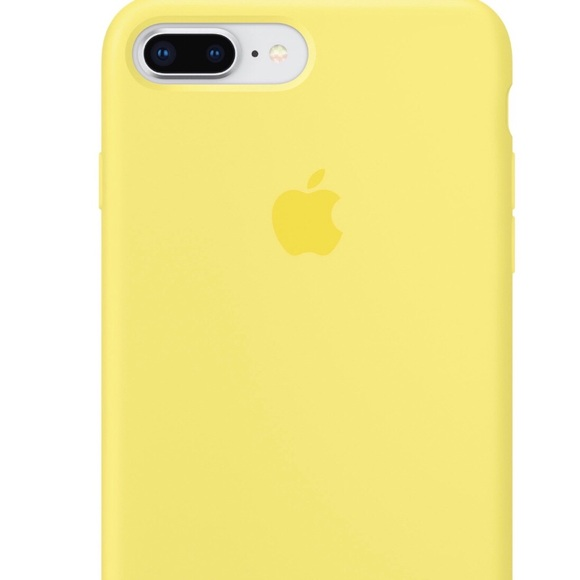 cute yellow iphone 7 case